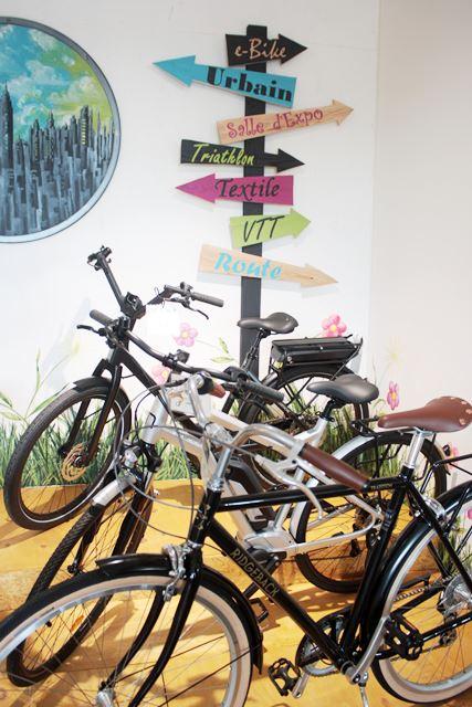 la cabane à vélos