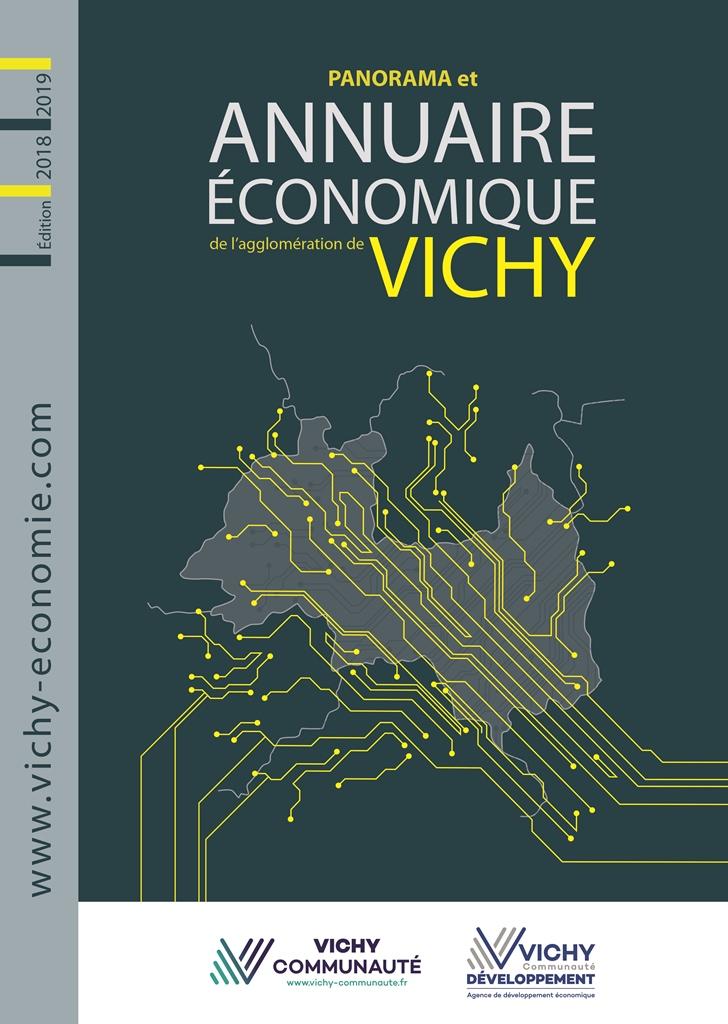 annuaire economique vichy 2018-19