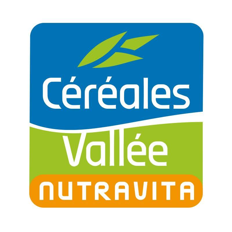 Fusion CEREALES VALLEE-NUTRAVITA : nouveau logo