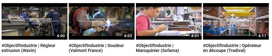 videos objectif industrie