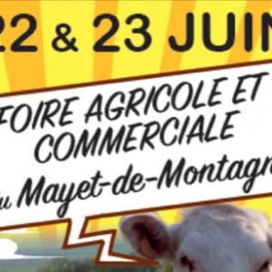 foire agricole 2019