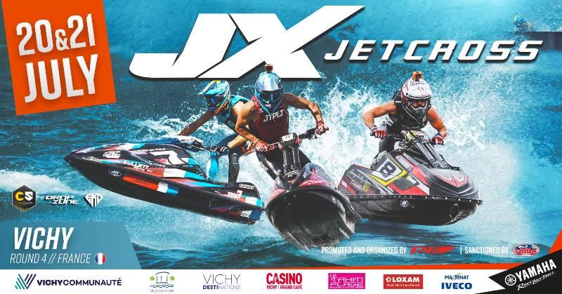 Jetcross World Pro Tour 2019 vichy