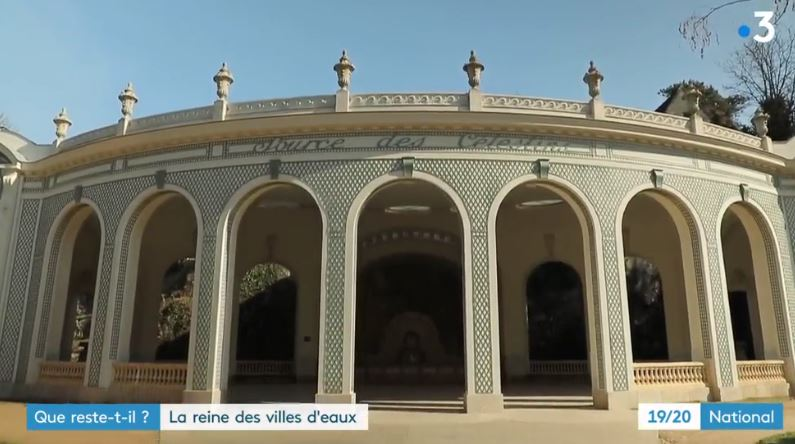 france3 reportage vichy avril 2019