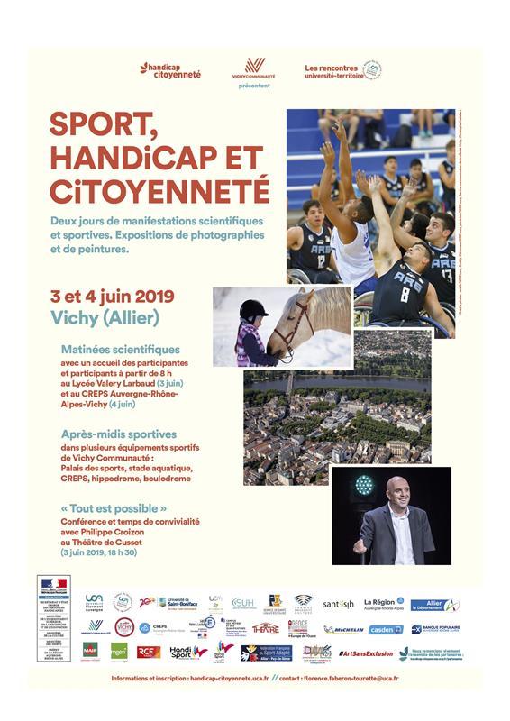 conf sport handicap citoyennete