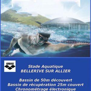 meeting maitres stade aquatique 2019