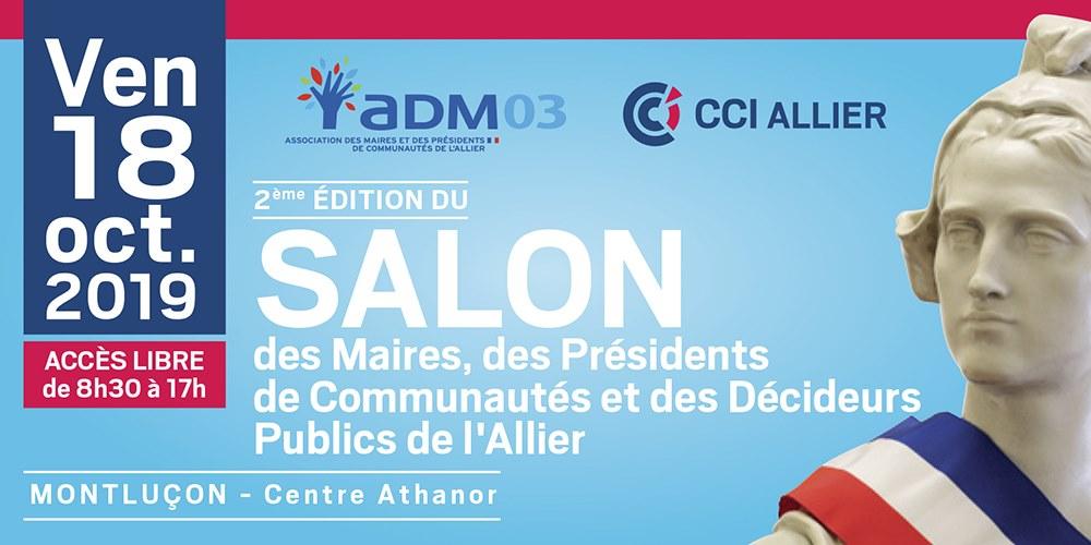 Salon des Maires de l'Allier