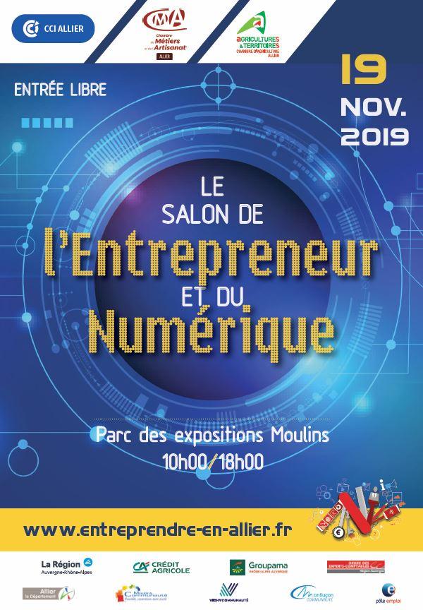 salon entrepreneur et numerique 2019