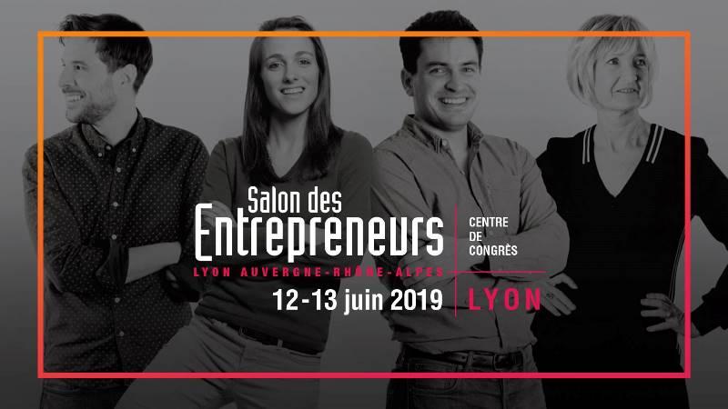 salon entrepreneurs lyon 2019