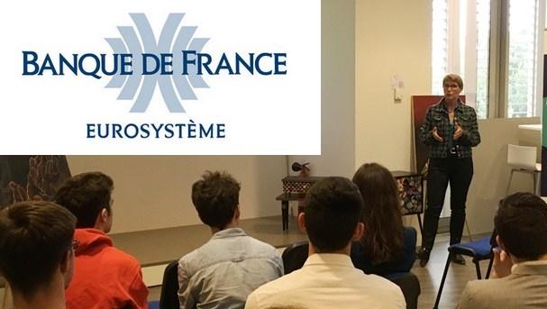 La Banque de France accompagne et soutient les entrepreneurs