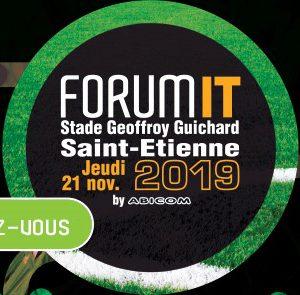 forum it saint etienne 2019