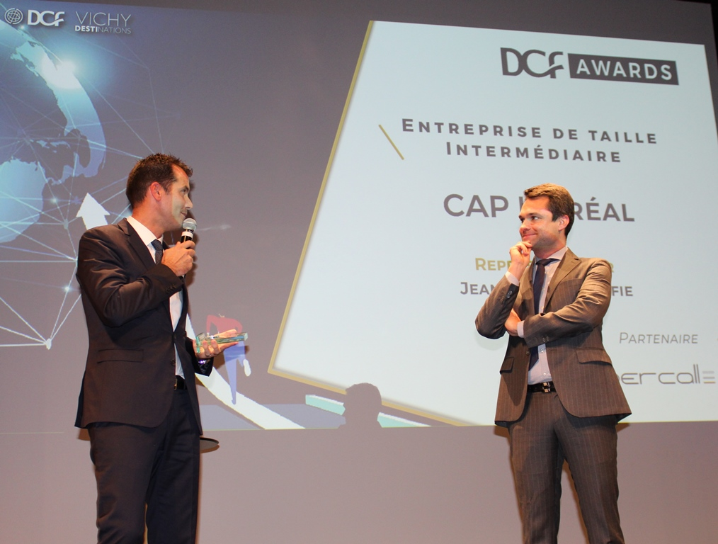 DCF awards vichy 2019