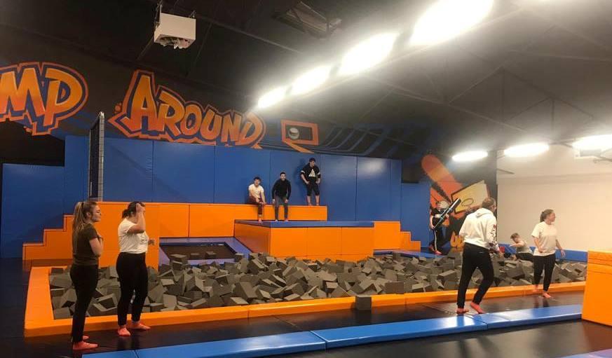 crazy jump park cusset