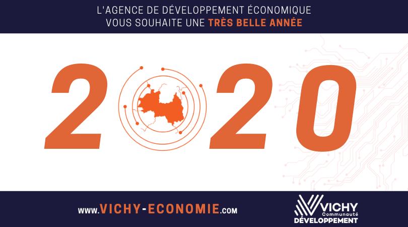 Voeux Vichy Communauté Développement 2020