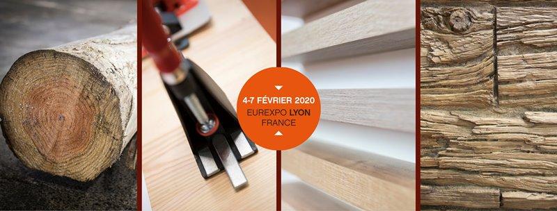 salon eurobois 2020 - lyon