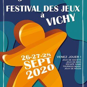 festival des jeux vichy - 2020