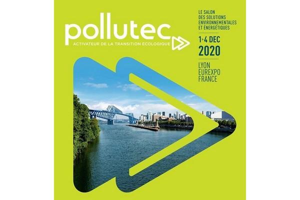 pollutec Lyon 2020