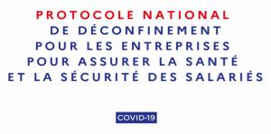 protocole deconfinement - 24 juin 2020