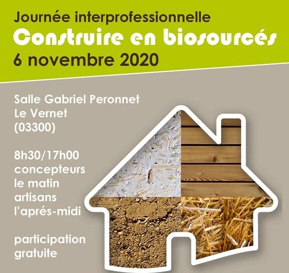 construire en biosources - 2020
