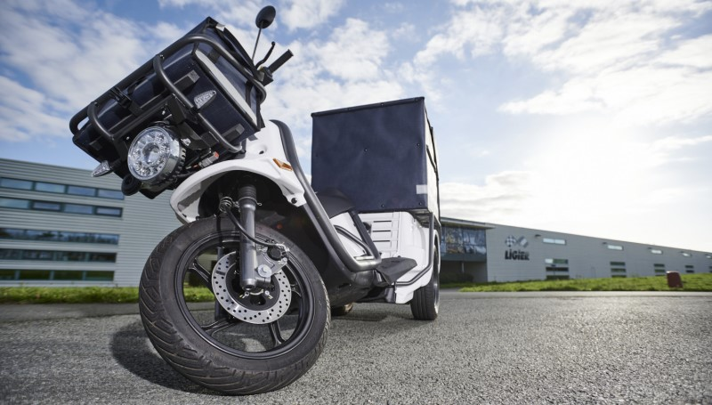 Ligier quadricycle