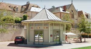 Kiosque Cusset