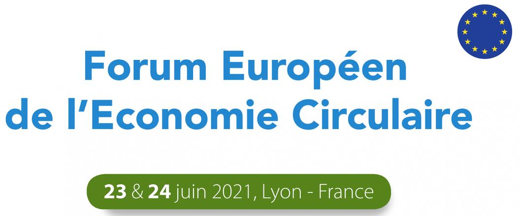 forum europeen economie circulaire - 2021