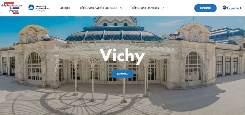 vichy tourisme