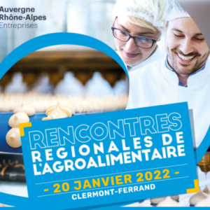 rencontres regionales agroalimentaire 2022