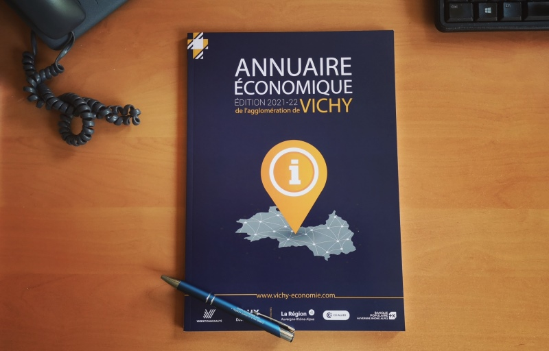 annuaire economique vichy 2021-22
